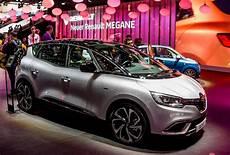 Der Neue Renault Scenic Iv Hatte Seine Offizielkle