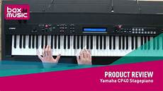 yamaha cp40 stagepiano review