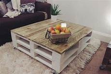 shabby chic pallet coffee table lemmik xl in farmhouse