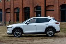 2019 Mazda Cx 5 Signature Inching Closer To