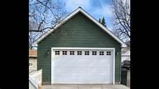 new garage trim ideas youtube