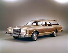 1978 Ford Ltd Country Squire Station Wagon 71k