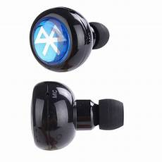 Mini Portable Earbuds Wireless Bluetooth Earphone by New Mini Bluetooth Wireless In Ear Headphones Headset