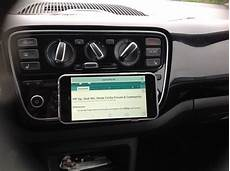 Brodit Iphone 5 Halterung Interieur Vw Up Seat Mii