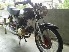 Modifikasi Suzuki A100 by 94 Foto Modifikasi Motor Suzuki A100 Teamodifikasi