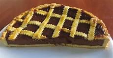 crema al cioccolato per crostata senza latte crostata con crema di cioccolato e mascarpone ricette della nonna