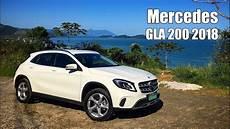 mercedes gla 200 advance 2018 1 6 turbo flex em detalhes