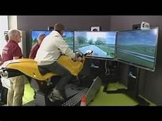 Un Simulateur Moto Unique En