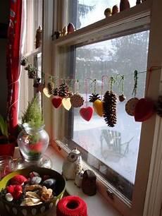 Kreative Ideen F 252 R Eine Festliche Fensterdeko Zu