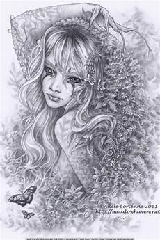 woodland fairies coloring pages 16582 woodland drawings grayscale coloring