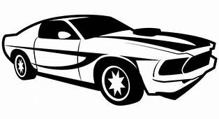 Car Silhouette Vector At GetDrawingscom  Free For