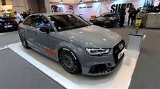 Audi Rs3 8v Facelift Sedan Tuning Show Car By Siind With