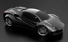 Ferrari Black Concept Wallpaper  HD Car Wallpapers ID 824