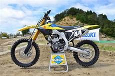 2019 suzuki rm 2019 suzuki rm z250 impression dirt bike magazine
