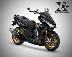 Mio M3 Modifikasi Sederhana by Konsep Modifikasi Yamaha Mio M3 Simple Maticfighter