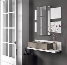 mobiletti ingresso mobili da ingresso con specchio e cassetto bianco lucido e