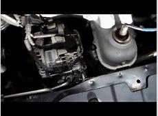 How to Change Alternator on 2012 2015 Honda Civic   YouTube