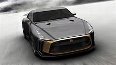 Nissan Gtr 50 By Italdesign 1 Ridebuster