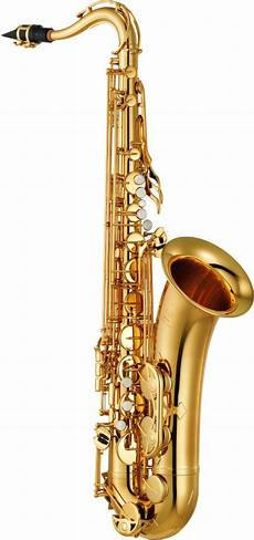 yamaha yts 280 bb tenor saxophone student model in gold