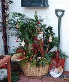 Garten Weihnachtlich Dekorieren - weihnachtliche deko ideen unserer user mein sch 246 ner garten