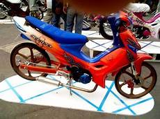 Shogun Sp 125 Modifikasi by Otomotif Bike Contoh Modifikasi Suzuki Shogun Sp 125