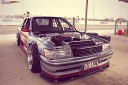 Toyota Cressida Gx81 Jzx81 V8 Drift Stance Jdm Usdm Wheels