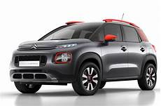 2017 Citroen C3 Aircross Technical Specifications And Data