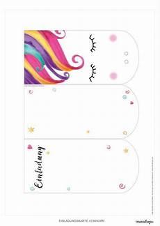 Unicorn Malvorlagen Kostenlos Text S 252 223 E Einhorn Einladungskarte Zum Ausdrucken