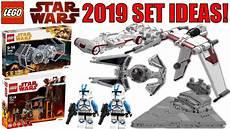 lego wars 2019 set ideas