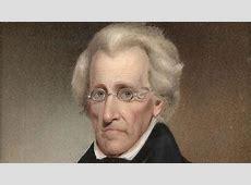 andrew stonewall jackson presidency