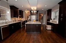 Kitchen Cabinet Color Wood Floor by Cool Espresso Laminate Flooring Loccie Better Homes