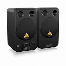 behringer ms16 reference monitors studiospares