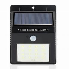 led human sensor light