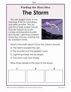 mrs crofts classroom main idea anchor chart