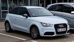 Audi A1 12 TFSI Attraction – Frontansicht 23