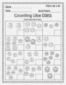 money worksheets for 1st grade free 2866 identifying coins and counting coins freebie from flying high in grade money math