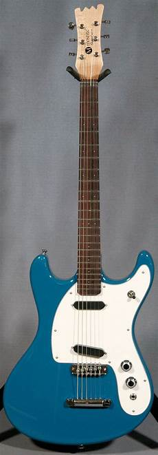 ii guitars mosrite ii guitar blue ed guitars