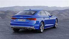 2017 audi s5 sportback top speed