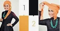 Model Jilbab Terbaru 2013 Tutorial Cara Memakai Jilbab
