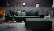 inosign big sofa 187 vale 171 mit steppung im sitzbereich