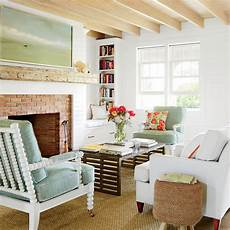 cottage living easygoing cottage living room 15 shiplap wall ideas for