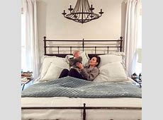 See Inside Joanna Gaines?s Dreamy Master Bedroom for