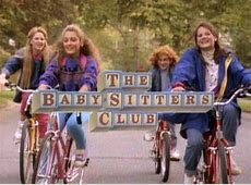 babysitters club books in order