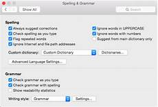 add words to your spell check dictionary in word 2016 for