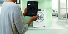 smart home vernetzte waschmaschinen mit dieser technik