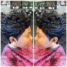 short 27 piece quick weave natural looking short cuts hair styles cute hairstyles for short