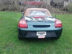 2002 toyota mr2 spyder for sale classiccars cc 1140630