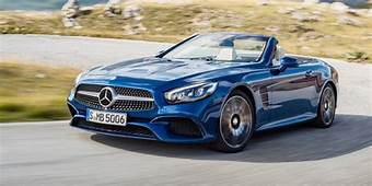 Mercedes Benz SL News Review Specification Price