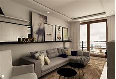 Salon Styl Skandynawski Design Me Interior