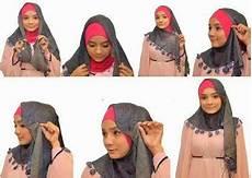 Segitiga Simple Untuk Sehari Hari Hijabyuk